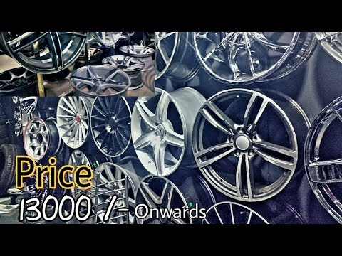 CAR ALLOYS IN CHEAP | BEST PLACE TO BUY | DELHI
