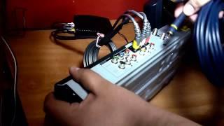 Como conectar dispositivos componente (YPbPr) DVD+R (cablevisión SKY videojuegos ETC.) Parte 3/4