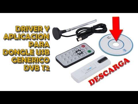 ✅Driver Y Aplicación 📀 Para Dongle USB TDT DVB T2 Astrometa  Tv HD GRATIS