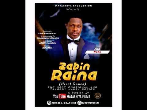 Download Sabuwar wakar ZABIN RAINA Audio 2021- Musty K Naisa. Latest Hausa Song.
