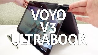 VOYO V3 Ultrabook - REVIEW