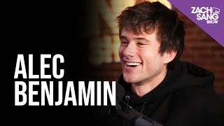 Alec Benjamin Talks Let Me Down Slowly, Shawn Mendes & Jon Bellion