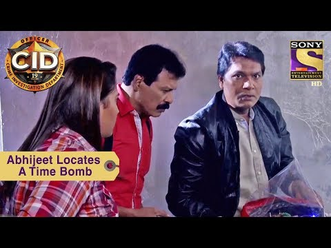 Your Favorite Character | Abhijeet Locates A Time Bomb | CID