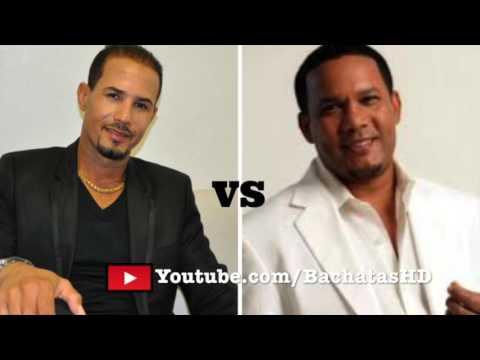 Raulin Rodriguez VS Hector Acosta - Bachata MIX 2017 (Las Mejores Bachatas Romanticas)