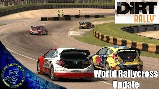Dirt Rally: FIA World Rallycross Game Update