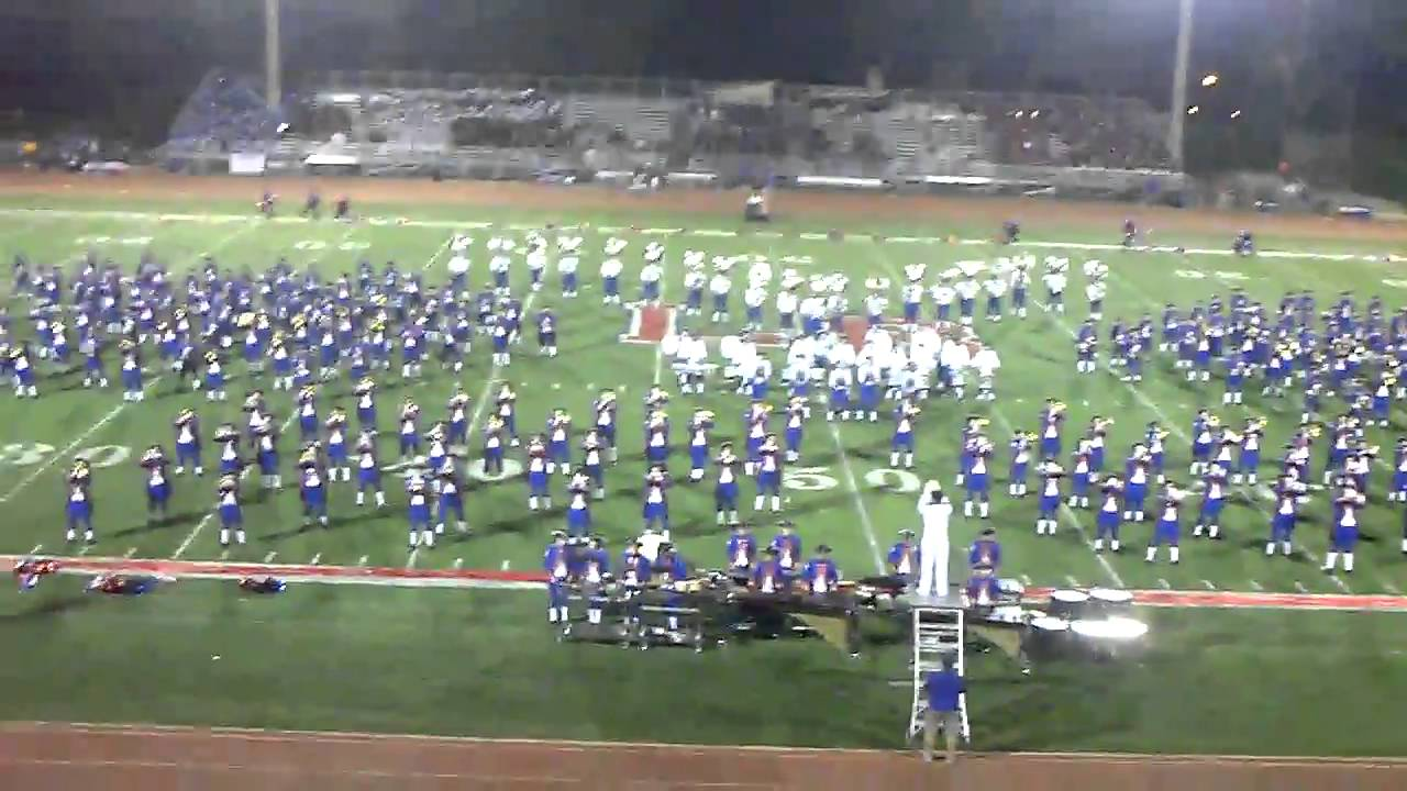 Seminole High School Marching Band