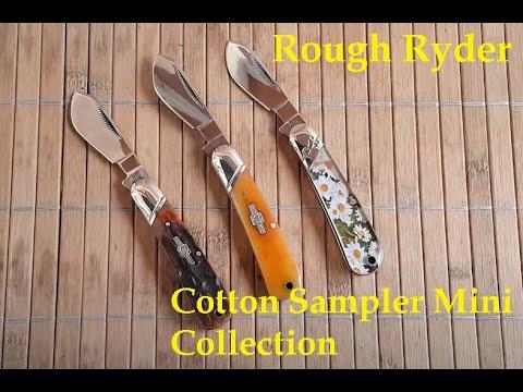 Rough Ryder Cotton Sampler Mini Collection