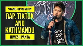 Rap, Tiktok and Kathmandu | Stand-up Comedy by Himesh Panta