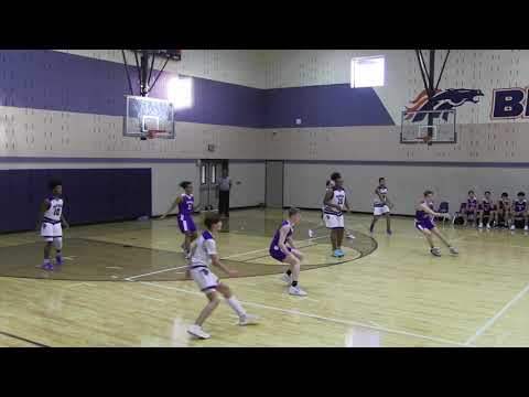 Ridge Point vs Fulshear High School, Sophomore Basketball Dec 13, 2019