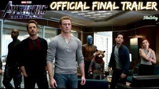 Avengers: Endgame Official FINAL TRAILER | AVENGERS ASSEMBLE 2019