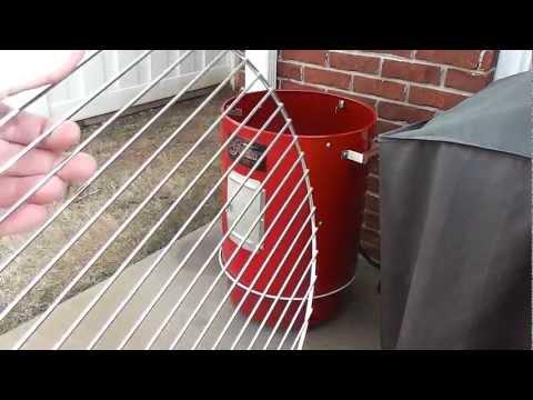 Brinkmann Electric Smoker Initial Setup HOWTO