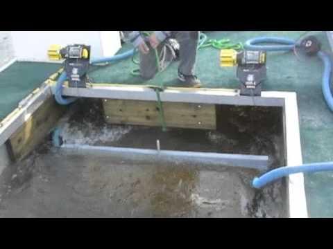 Waterotor Test - Quebec -