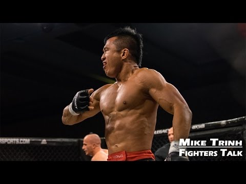 Fighters Talk Ep. 27 w/Mike Trinh
