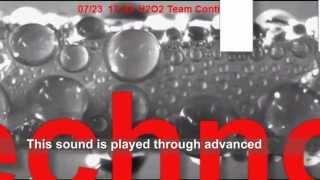 H2O2 Cross-flow Turbine - UAE Water drops