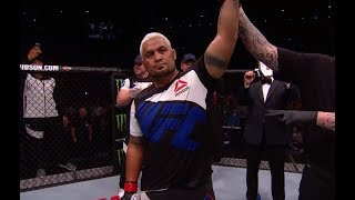Fight Night Auckland: Mark Hunt - I Can Finish Derrick Lewis