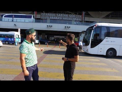 Sabiha Gökçen Havalimanı'nda Büyük Rezalet