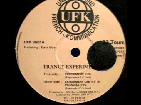 Trance Experiment - Experiment (Original Mix)