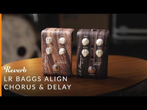 LR Baggs Align Chorus and Delay | Reverb Demo