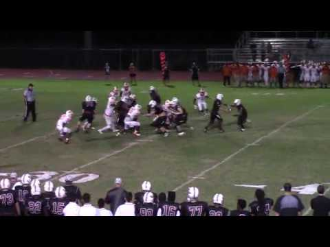 INSTANT REPLAY - Bengals DT Te'kauri Woodcock Makes Big Hit For Loss! HSPN SPORTS