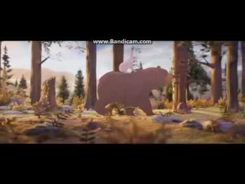 Thumbnail: Christmas Advert, The Bear and the Hare- John Lewis 2013