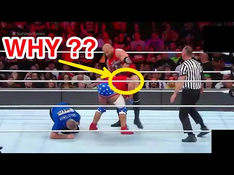 Survivor Series 2017 : Why Triple H Do This ?? Raw Vs Smackdown