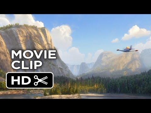 Planes: Fire & Rescue Movie CLIP - Still I Fly (2014) - Disney Animated Sequel HD