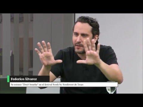 Entrevista Fede Álvarez