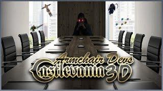 Armchair Devs #3 - 3D Castlevania