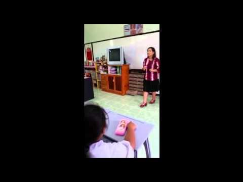 การสอนเรื่องสำนวนครูกฤษณา