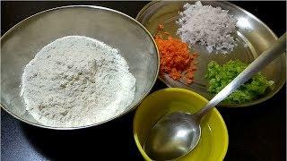 गेंहू के आटे का नया कुरकुरा नाश्ता वो भी बिना तले जो ना कभी देखा होगा ना खाया होगा || aate ka nasta.