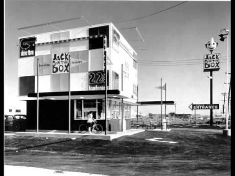 Jack in the Box DriveIn 1960s & 70s