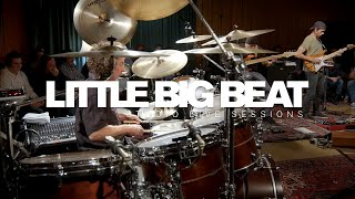 SIMON PHILLIPS / PROTOCOL 4 - PENTANGLE - STUDIO LIVE SESSION - LITTLE BIG BEAT STUDIOS