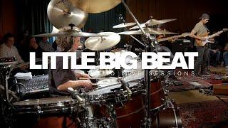 SIMON PHILLIPS / PROTOCOL 4  - STUDIO LIVE SESSION - PENTANGLE - LITTLE BIG BEAT STUDIOS