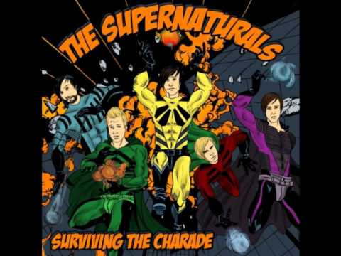Surviving The Charade - The Supernaturals