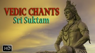 Sri Suktam - Powerful Vedic Chants About Lord Shiva - Pudukottai Mahalinga Sastri