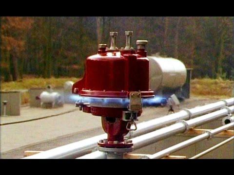 PROTEGO® Deflagration- And Endurance Burning-proof Diaphragm Valve