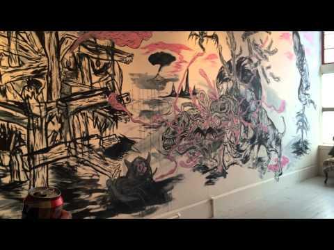 Lazaro Juan @ Random Parts Gallery - Oakland, CA