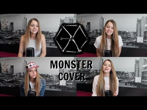 EXO- Monster (Cover)