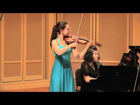 Ariel Horowitz: Mozart Sonata in G major, K. 301