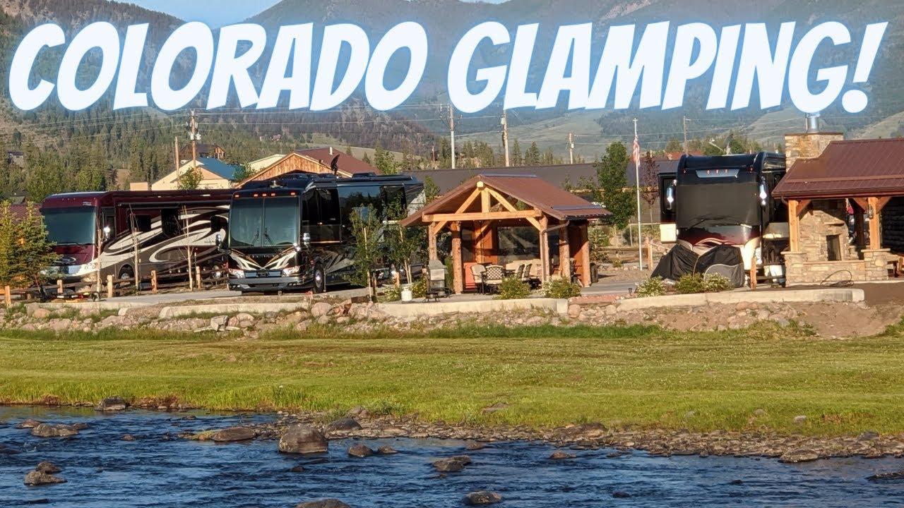 Luxury RV Resort in the mountains of Colorado- Mountain Views RV Resort