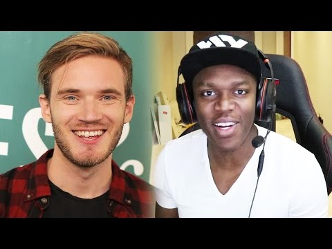 Thumbnail: PewDiePie vs KSI FIGHT! YouTuber LEAKS His $$, ProGamerJay & Leafy STRIKED! Pyrocynical Suspended