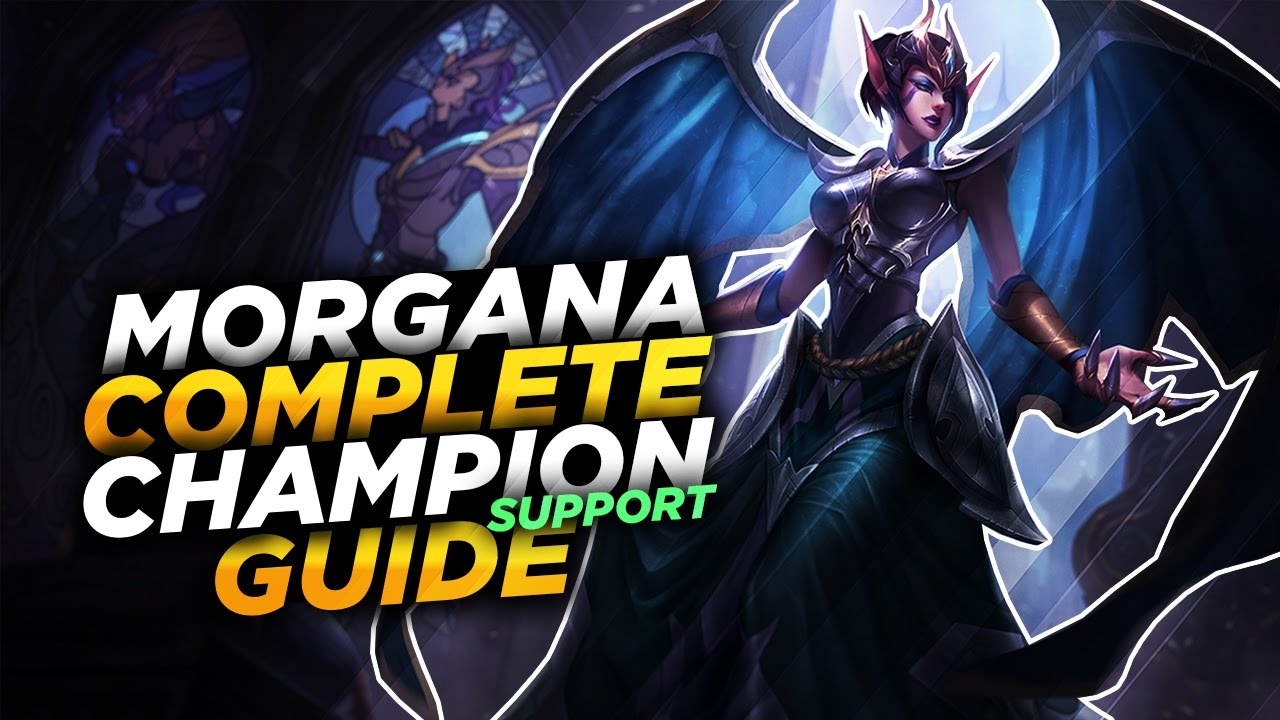 League Of Legends Best Support Champions 2019 Metabomb