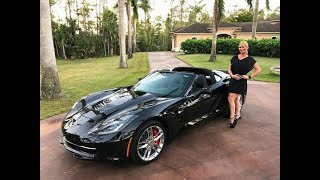 SOLD 2014 Corvette Z51, only 11K Miles, for sale by Autohaus of Naples, 239-263-8500