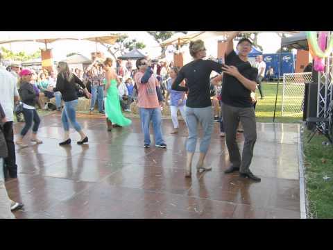 2015 GatorByTheBay MVI 9560 Blue Largo inspires dancers