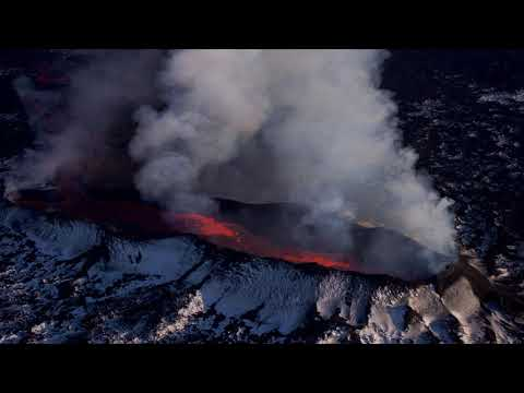 Iceland's Massive Bardarbunga Volcano 'Ready to Erupt'