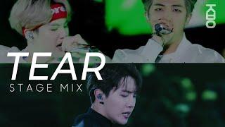 [ STAGE MIX ] 방탄소년단(BTS) - OUTRO : TEAR (Live) 교차편집