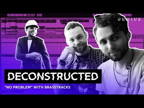 "The Making Of Chance The Rapper's ""No Problem"" With Brasstracks 