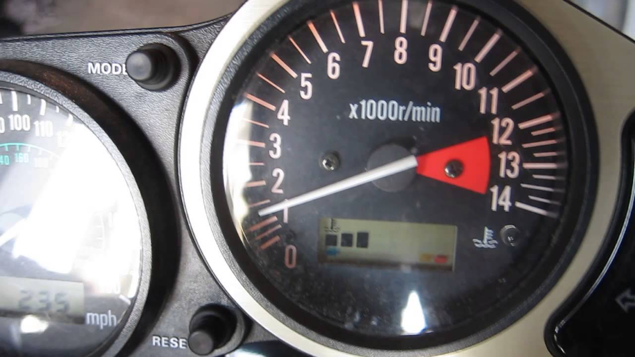 zx9r 99 MOTOR bad cam tensioner