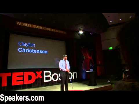 Clayton Christensen on How Will You Measure Your Life