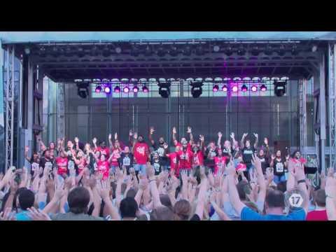 Provo Rooftop Concert Series | September 2016 | Salt Lake City Mass Choir